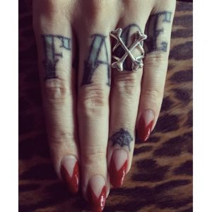 Crossbones & Nails