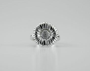 Sunflower Ring (ReThink Mental Illness Charity)