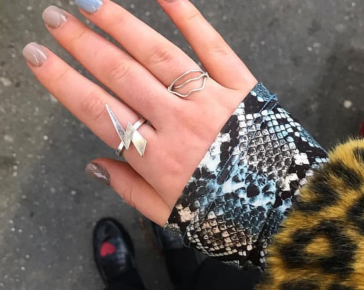 Ziggy Ring