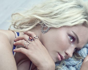 India Rose Earrings