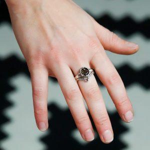 ethereal ring & filagree ring