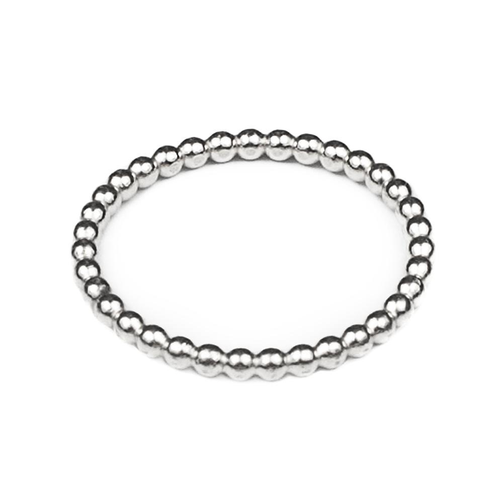 Droplet Beaded Midi Ring
