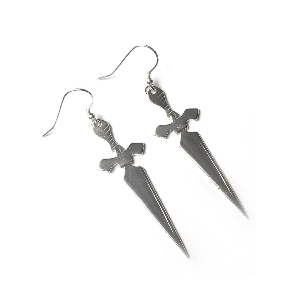 Death Before Dishonour Earrings 2