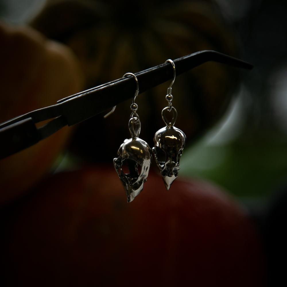 Finch Earrings